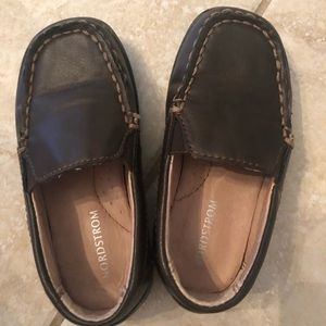 Nordstrom Mason Loafers size 7.5 brown
